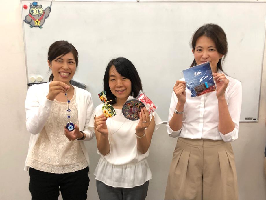 【社内誕生会】July 2018